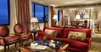 里约热内卢jw万豪酒店 - 里约热内卢 - 客厅