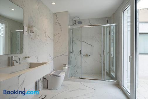 雅典阿托斯酒店 - 雅典 - 浴室