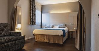 马赛议会宫基里亚德酒店 - 自行车馆 - 马赛 - 睡房
