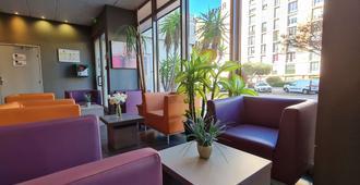 马赛议会宫基里亚德酒店 - 自行车馆 - 马赛 - 休息厅
