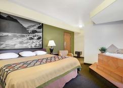 利文斯顿速8酒店 - 利文斯顿(蒙大拿州) - 睡房