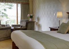 韦斯特韦斯特骑士山酒店及Spa中心 - 金斯林 - 睡房