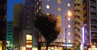 博多祗园大和鲁内酒店 - 福冈 - 建筑