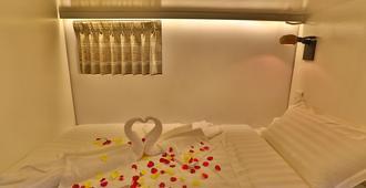 31街斯科特旅馆 - 仰光 - 睡房