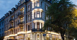 苏黎世奥尔登豪华套房酒店 - 苏黎世 - 建筑