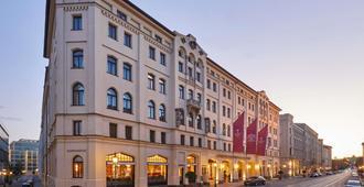慕尼黑凯宾斯基四季酒店 - 慕尼黑 - 建筑