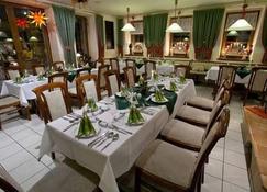 凯博德芙酒店及餐厅 - 开姆尼茨 - 餐馆