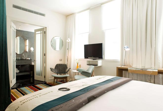 德布雷特酒店 - 奥克兰 - 浴室