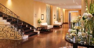 里什蒙酒店-多彻斯特精品连锁酒店 - 日内瓦 - 大厅
