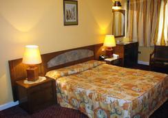 开罗可汗酒店 - 开罗 - 睡房