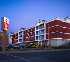 城市中心贝斯特韦斯特升级酒店