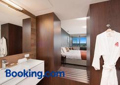 蒙特维尔海拔酒店 - 蒙特维尔 - 浴室