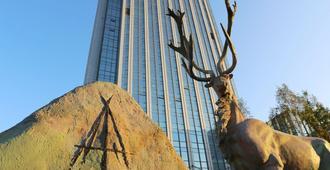 哈尔滨敖麓谷雅aoluguya酒店 - 哈尔滨 - 建筑