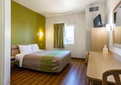 锡达城6号汽车旅馆 - 雪松城 - 睡房