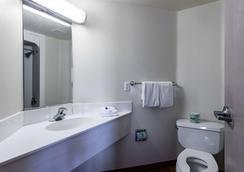 锡达城6号汽车旅馆 - 雪松城 - 浴室