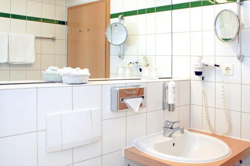 德勒斯顿贝斯特韦斯特马克雷登酒店 - 德累斯顿 - 浴室