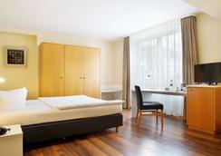 德勒斯顿贝斯特韦斯特马克雷登酒店 - 德累斯顿 - 睡房