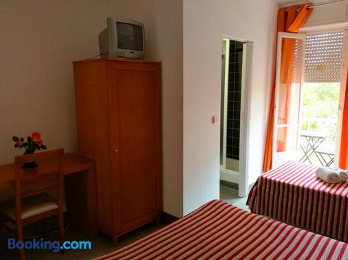 杜克德萨达那住宅酒店 - 里斯本 - 睡房
