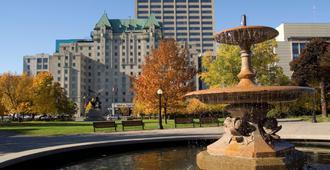 埃尔金勋爵酒店 - 渥太华 - 建筑