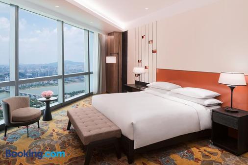 长沙君悦酒店 - 长沙 - 睡房