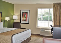 华盛顿特区-罗克维尔美国长住酒店 - 洛克维尔 - 睡房