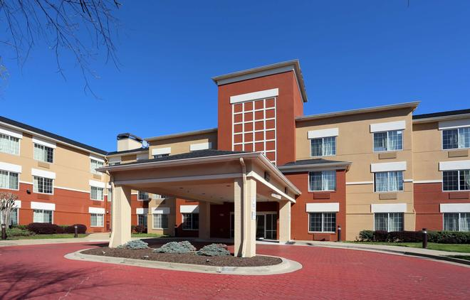 华盛顿特区-罗克维尔美国长住酒店 - 洛克维尔 - 建筑