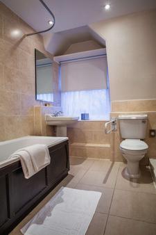 老天鹅酒店 - 哈罗盖特 - 浴室