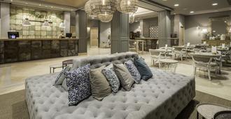 文奇莱斯酒店 - 巴伦西亚 - 休息厅