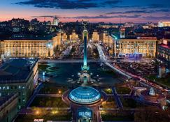 基辅洲际酒店 - 基辅 - 户外景观