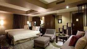 皇家花园酒店汐留 - 东京 - 睡房