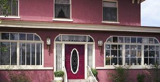 波特格尔庄园老城酒店 - 阿尔伯克基 - 建筑