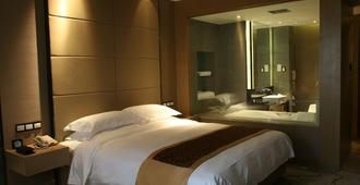 西安华美达兆瑞酒店 - 西安 - 睡房