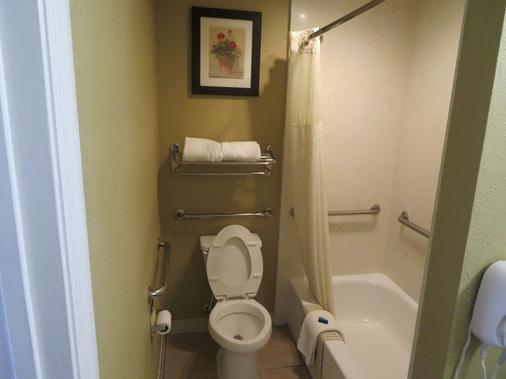雅典贝斯特韦斯特酒店 - 阿森斯 - 浴室