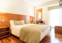 墨西哥pr酒店 - 圣地亚哥-德孔波斯特拉 - 睡房