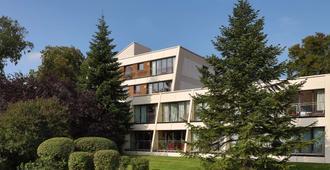 广场公园酒店 - 卢森堡 - 建筑