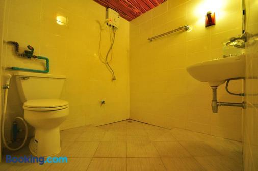 圣景服务公寓 - 曼谷 - 浴室