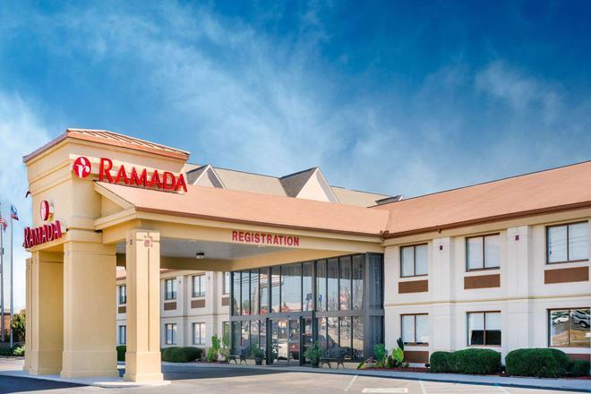 土斯卡鲁沙华美达酒店 - 塔斯卡卢萨 - 建筑