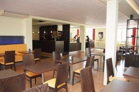 中央雷根斯堡城市中心酒店 - 雷根斯堡 - 餐馆