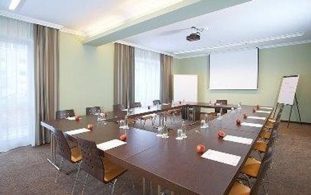 中央雷根斯堡城市中心酒店 - 雷根斯堡 - 会议室
