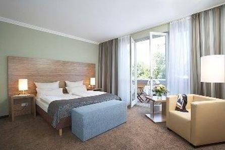 中央雷根斯堡城市中心酒店 - 雷根斯堡 - 睡房