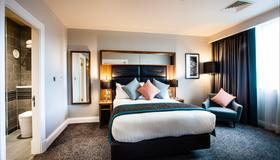 皇冠假日利兹酒店 - 利兹 - 睡房