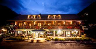 庄园酒店 - 夏蒙尼-勃朗峰 - 建筑