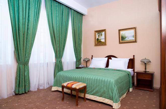 阿里斯托斯精品酒店 - 圣彼德堡 - 睡房