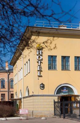 阿里斯托斯精品酒店 - 圣彼德堡 - 建筑