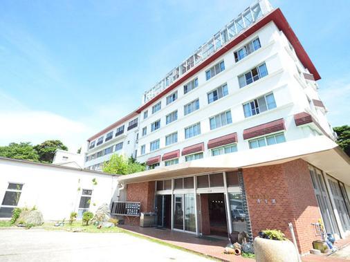 寿寿波酒店 - 鸟羽市 - 建筑