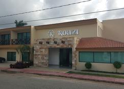 洛亚兹酒店 - Tizimín - 建筑
