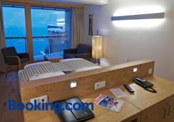 弗莱堡希维拉酒店 - 滨湖采尔 - 睡房