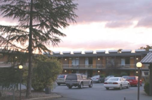 堪培拉红雪松汽车旅馆 - 堪培拉
