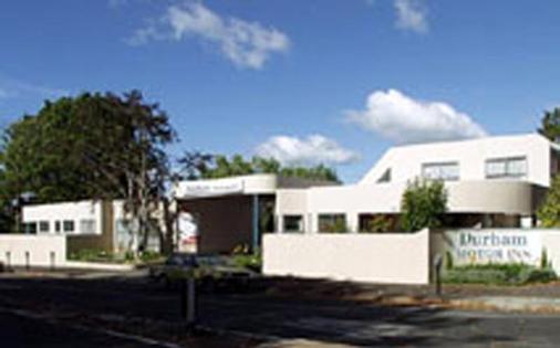 达勒姆汽车旅馆 - 陶朗阿 - 建筑