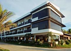 贾蒙特酒店 - 斯帕雷 - 建筑